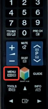 Кнопка меню